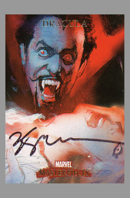 bill-sienkiewicz-dracula-marvel-masterpieces-signed-art-card-2