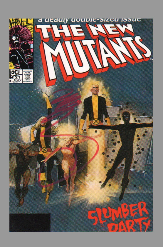 bill-sienkiewicz-signed-marvel-art-post-card-new-mutants