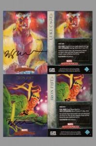 bill-sienkiewicz-signed-marvel-masterpieces-art-card-power-man-iron-fist