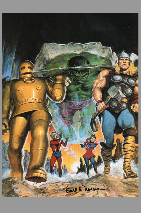 earl-norem-rampaging-hulk-art-print-the-aventers-thor-iron-man