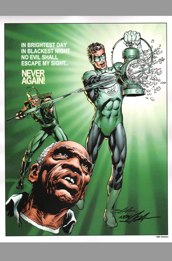 neal-adams-green-lantern-green-arrow-comic-art-print-signed-autographed