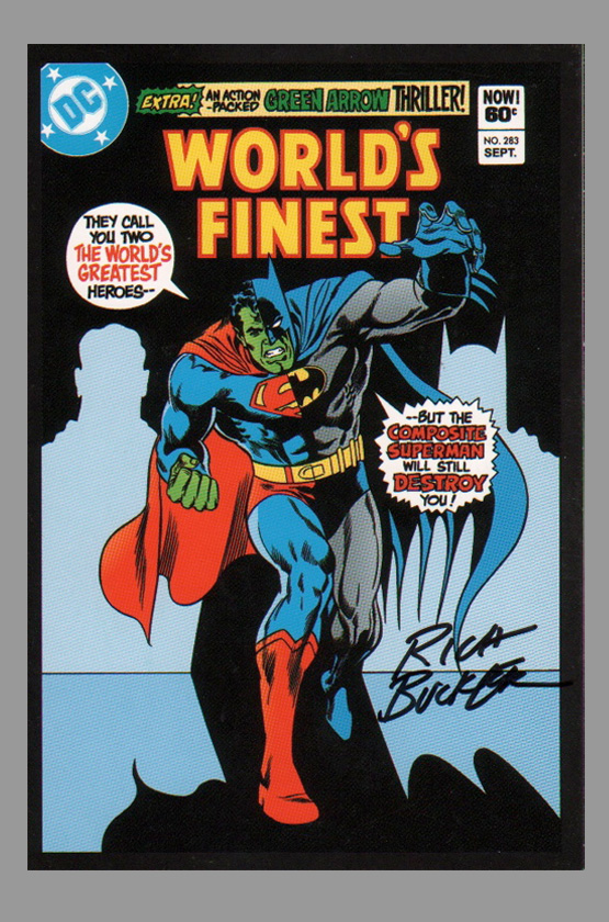 rich-buckler-superman-batman-worlds-finest-art-post-card