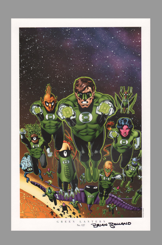 brian-bolland-signed-dc-direct-comic-art-print-green-lantern-corps-8
