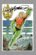 george-perez-justice-league-of-america-jla-art-post-card-signed-autograph-aquaman