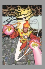 george-perez-justice-league-of-america-jla-art-post-card-signed-autograph-firestorm