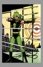 george-perez-justice-league-of-america-jla-art-post-card-signed-autograph-green-arrow