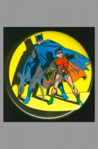 batman-50th-anniversary-pin-back-button-signed-autograph-signature-jerry-robinson-2