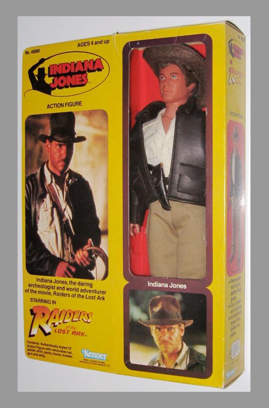 Bob Thomas Ford >> 1981 Vintage Original Kenner Indiana Jones 12″ Action ...