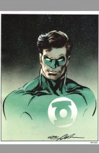 neal-adams-signed-signature-autograph-dc-comic-art-print-green-lantern-hal-jordan-1