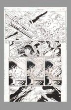 star-trek-original-comic-art-page-spock-tos-shuttlecraft-galileo
