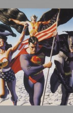 alex-ross-signed-autograph-limited-edition-litho-print-warner-brothers-studio-store-wb-exclusive-jsa-superman-batman-wonder-woman-art-print-2