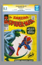 amazing-spiderman-spider-man-45-cgc-ss-signature-series-stan-lee-signed-autograph-john-romita-sr-art-lizard-1
