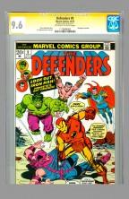 cgc-ss-signed-autograph-signature-series-stan-lee-defenders-9-hulk-avengers-iron-man-sal-buscema-art-steve-englehart-1