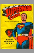 1966-adventures-of-superman-topps-card-george-reeves-gum-pack-wrapper-1