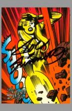 joe-sinnott-signed-autograph-signature-trading-card-art-marvel-the-silver-age-fantastic-four-sue-1