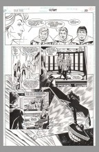 star-trek-tos-original-comic-art-page-rod-whigham-original-series-2-klingon-battle-cruiser-kirk-spock-bones-mccoy-scotty