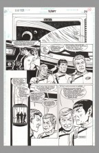 star-trek-tos-original-comic-art-page-rod-whigham-original-series-3-kirk-spock-bones-dr-mccoy-bridge