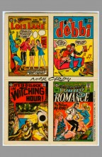 1969-1970-dc-comics-sticker-test-market-trading-card-art-signed-autograph-signature-nick-cardy-witching-hour-cover
