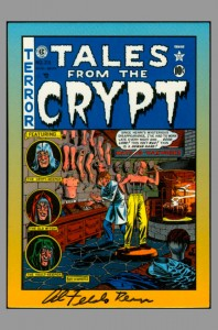 al-feldstein-tales-from-the-crypt-ec-signed-autograph-trading-art-card-1