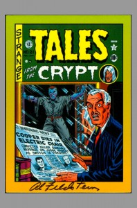 al-feldstein-tales-from-the-crypt-ec-signed-autograph-trading-art-card-2
