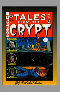 al-feldstein-tales-from-the-crypt-ec-signed-autograph-trading-art-card-4