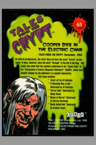 al-feldstein-tales-from-the-crypt-ec-signed-autograph-trading-art-card-8