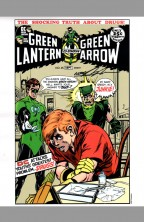 green-lantern-arrow-drug-issue-art-print-signed-signature-autograph-neal-adams-1
