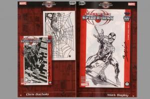 ultimate-spiderman-spider-man-100-project-signed-autograph-signature-george-perez-mark-bagley-arthur-suydam-3