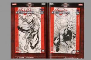 ultimate-spiderman-spider-man-100-project-signed-autograph-signature-george-perez-mark-bagley-arthur-suydam-4