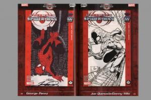 ultimate-spiderman-spider-man-100-project-signed-autograph-signature-george-perez-mark-bagley-arthur-suydam-6