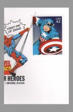 usps-super-hero-comic-art-stamp-signed-autograph-signature-captain-america-dick-ayers-x-1