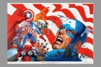 jim-steranko-signed-signature-autograph-captain-america-comic-art-print-spirit-of-america-le-limited-edition-signed-and-numbered-1