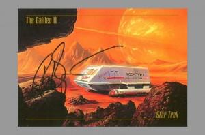 1993-star-trek-master-series-masterseries-masterpieces-signed-autograph-signature-art-card-bob-eggleton-shuttlecraft-galileo-tos-original-series-1
