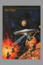 1993-star-trek-master-series-masterseries-masterpieces-signed-autograph-signature-art-card-bob-eggleton-uss-enterprise-tos-original-series-1