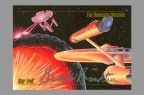 1993-star-trek-master-series-masterseries-masterpieces-signed-autograph-signature-art-card-gerry-roundtree-the-doomsday-machine-tos-original-series-1