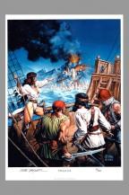clyde-caldwell-signed-signature-autograph-pirates-ad&d-tsr-fantasy-art-print-le-numbered-1