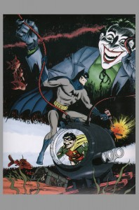 jerry-robinson-signed-signature-autograph-golden-age-comic-art-print-batman-robin-joker-fx-convention-exclusive-1