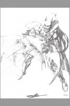 neal-adams-signed-signature-autograph-dc-comic-art-print-batman-1