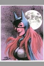 new-neal-adams-signed-signature-autograph-comic-art-print-batman-batgirl-1