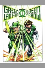 new-neal-adams-signed-signature-autograph-comic-art-print-green-lantern-green-arrow-1