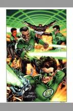 new-neal-adams-signed-signature-autograph-comic-art-print-green-lantern-green-arrow-2