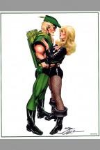 neal-adams-signed-signature-autograph-green-lantern-green-arrow-comic-art-print-1