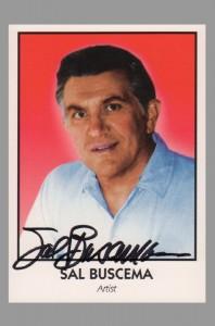 sal-buscema-creator-card-signed-signature-autograph-1