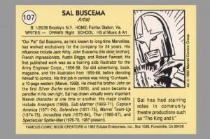 sal-buscema-creator-card-signed-signature-autograph-2