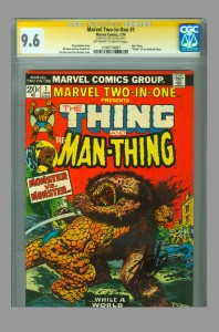 cgc-ss-signed-autograph-signature-series-stan-lee-marvel-two-in-one-thing-man-thing-1-first-issue-gil-kane-art-1