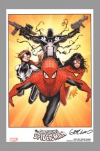 greg-horn-signed-spiderman-spider-man-spider-woman-comic-art-print-1