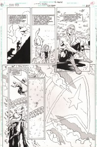 star-trek-63-original-comic-art-page-dc-james-t-kirk-10