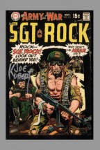 75th-anniversary-dc-comics-art-post-card-postcard-signed-signature-autograph-sgt-rock-joe-kubert-our-army-at-war-1