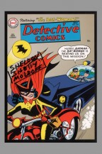 75th-anniversary-dc-comics-art-post-card-postcard-signed-signature-autograph-sheldon-moldoff-batman-detective-comics-first-appearance-batwoman-1