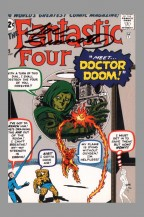 fantastic-four-5-first-appearance-doctor-doom-signed-marvel-art-post-card-joe-sinnott-1